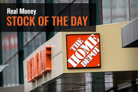 signs  retail  home depot kohls report realmoney