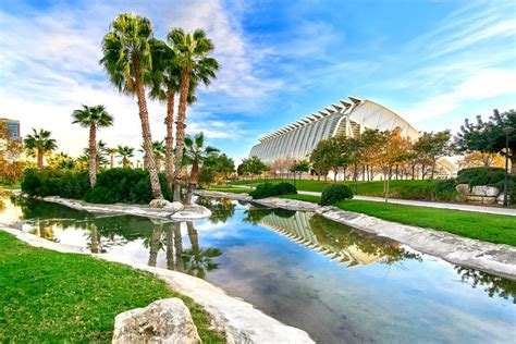 les jardins de la turia gemeinschaft valencia spanien