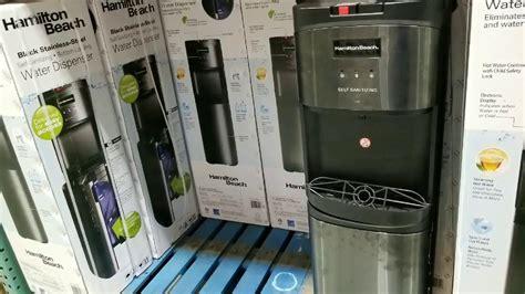 Costco! Hamilton Beach Water Cooler Dispenser Bottom Load