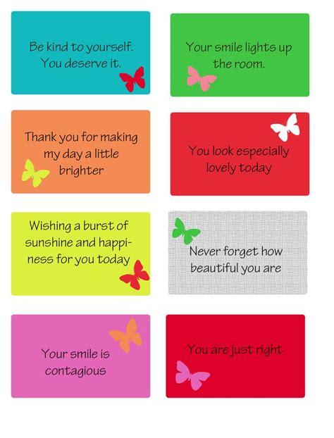 printable kindness cards random love pinterest
