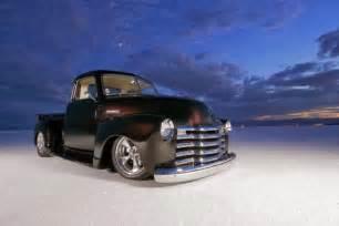 Custom 1947 Chevy Pickup Trucks