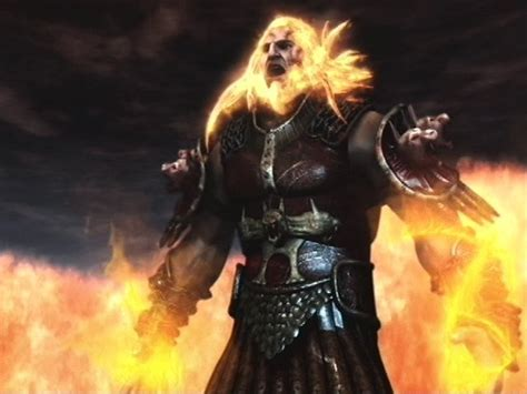 Strength And Bloodlust Ares God Of War Immortal