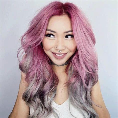 haare mit rosa 30 wundersch 246 ne frisuren mit rosa haarfarben