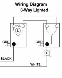 leviton lighted 3 way rocker switch works but does not With rocker switch wiring diagram together with 12 volt 3 way rocker switch