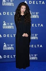 Lorde Evening Dress - Lorde Looks - StyleBistro