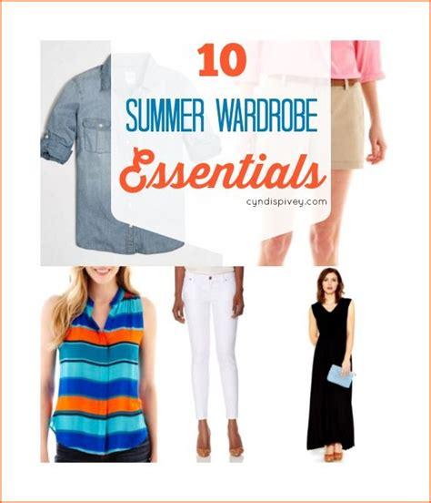 10 summer wardrobe essentials best of cyndi spivey