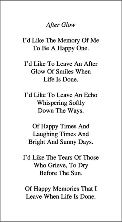 Favoriete in memoriam quotes for classmates AZ81