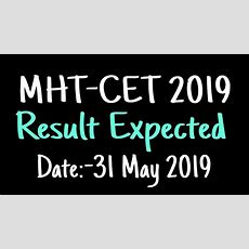 Today's Mhtcet 2019 Result Declared Youtube
