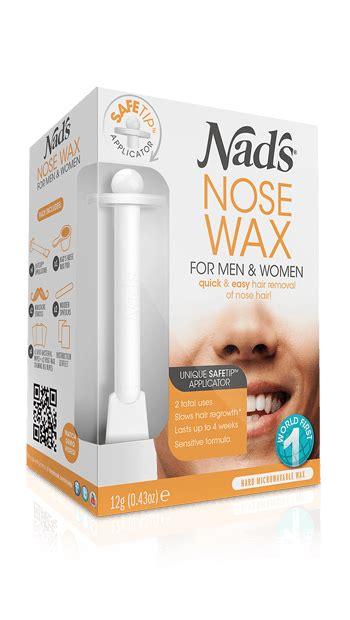 d removal products nads hair removal nose wax for men women 12 g ebay