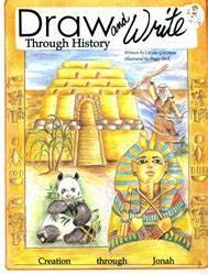 Draw Write Through History Book 1 Exodus Books