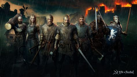 wallpapers feudal mmo