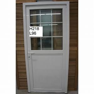 Porte Vitrée Pvc : portes d 39 entrees destockage pas cher porte pvc vitr e ~ Melissatoandfro.com Idées de Décoration