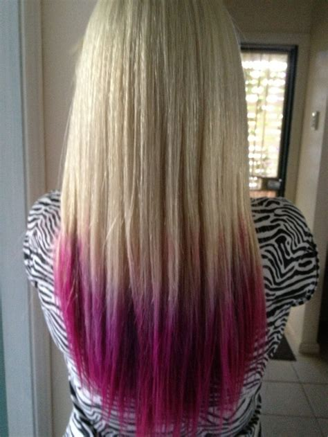 Love This What Im So Doing With My Hair Dipped Hair