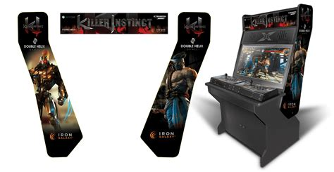 xtension arcade cabinet graphics 187 customer submitted killer instinct inspired graphics