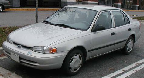 free car manuals to download 1997 geo prizm regenerative braking 1997 geo prizm base sedan 1 6l manual