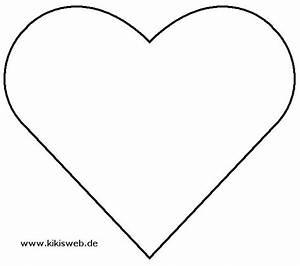 Herz Bilder Zum Ausmalen : vorlage herz zum ausdrucken google suche sewing pinterest basteln und suche ~ Eleganceandgraceweddings.com Haus und Dekorationen