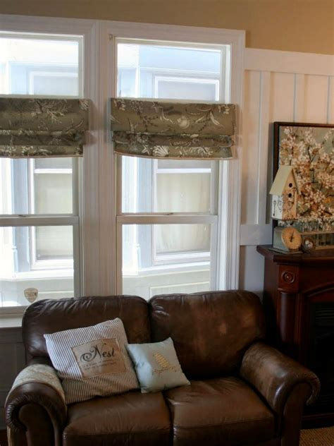 window shades ideas window treatment ideas hgtv