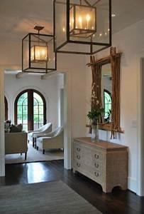 Entry foyer hallways on