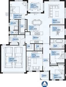 single story house plans floor plans single storey house plans home designs custom home design sydney