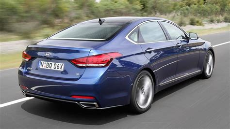 Hyundai Genesis by 2015 Hyundai Genesis Review Ultimate Pack Carsguide