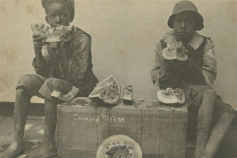 Popular And Pervasive Stereotypes Of African Americans National Museum Of African American