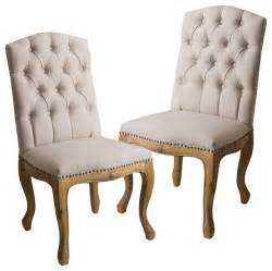 jolie dining chairs set of 2 transitional dining