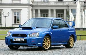 05 Subaru Impreza WRX STI