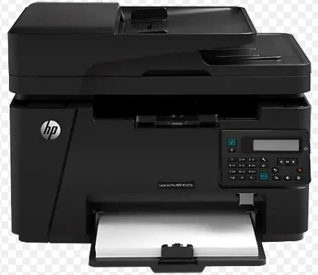Some people may find this annoying, but printing on a wifi is often more troublesome. Descargar HP Laserjet Pro MFP Driver M127fn Driver gratis