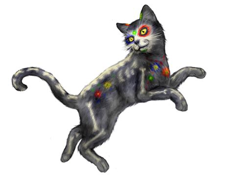 day   dead cat  cameronkobe  deviantart