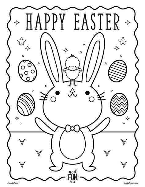 easter color sheets printable coloring page easter easter egg hunt easter