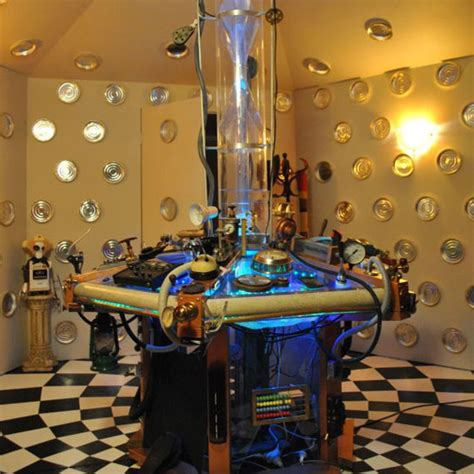 Tardis Bedroom by Show Me The On Hold