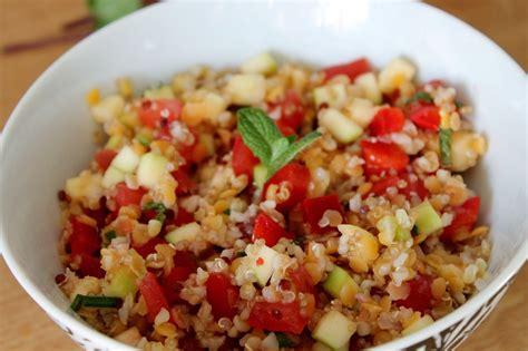 cuisiner du haddock recettes lentilles corail salade