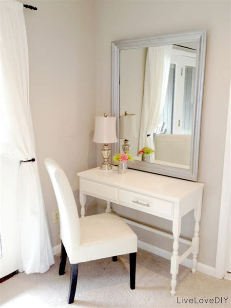 small bedroom vanity a small vanity table or desk for the bedroom top 10
