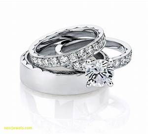 Luxury Cheap Wedding Ring Sets For Him And Her Jewelry