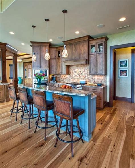 cool 42 lovely rustic western style kitchen decorations