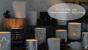 Basteln Mit Blechdosen : windlichter aus konservendosen ein upcycling projekt youtube ~ Orissabook.com Haus und Dekorationen