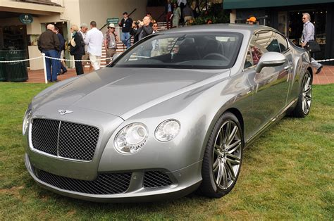 bentley continental gt speed supercar original