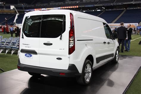 ford transit connect van  photo gallery autoblog