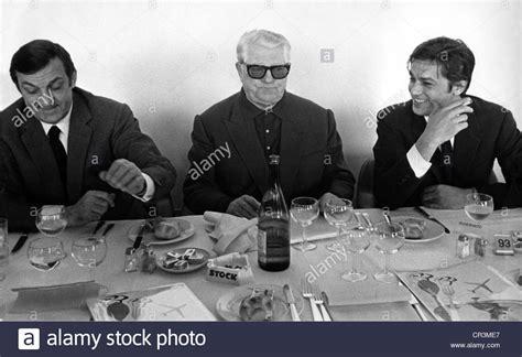 jean gabin und alain delon gabin jean 17 5 1904 15 11 1976 french actor with