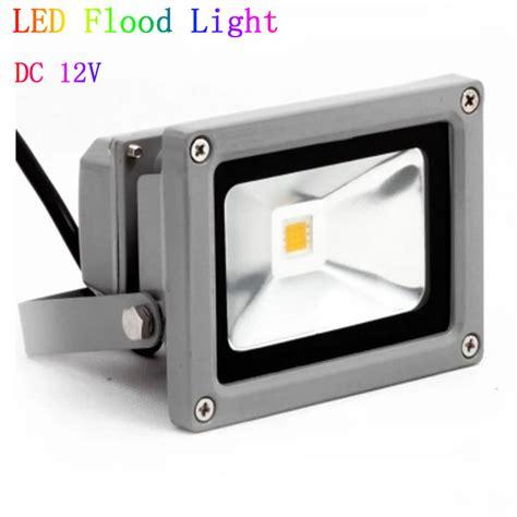 waterproof led flood lights 12v dc 10w 20w 30w 50w led flood light waterproof