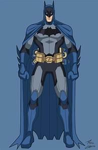Batman by phil-cho on deviantART | Marvel / DC Comics ...