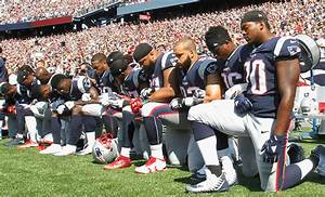 Celebrities React to NFL National Anthem Kneeling Protests ...