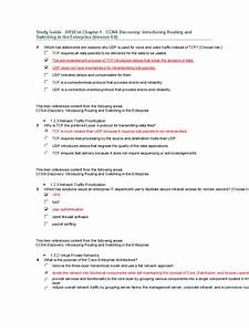 Study Guide - Drsent Chapter 1