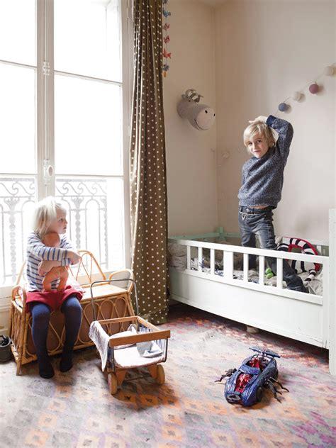 bazar chic pour cet appartement parisien