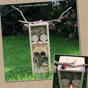 Pinterest Bricolage Jardin : bricolage avec les enfants h tel insectes http www ~ Melissatoandfro.com Idées de Décoration