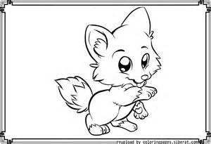 Cute Puppies Coloring Pages to Print