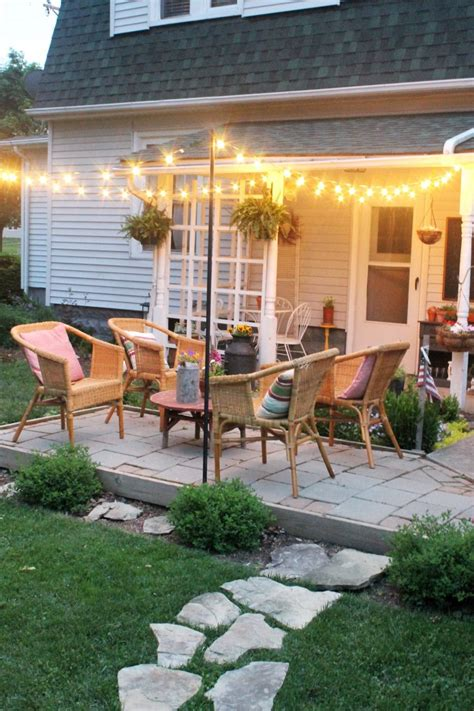 Planning a party can be expensive, but hosting an event in your own backyard is a great way to save money and stay within tiki torches: 15 Clever Ways How to Makeover Backyard String Lighting Ideas | Tavernierspa