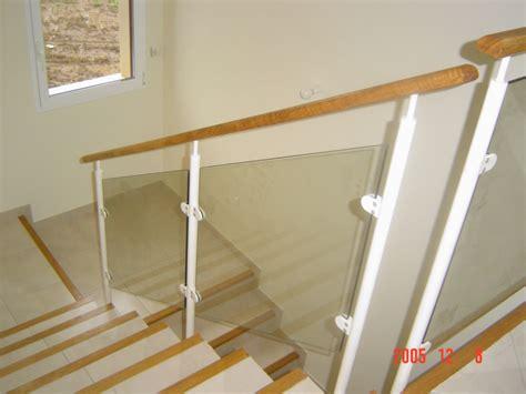 re d escalier et garde corps verre 224 brest quimper