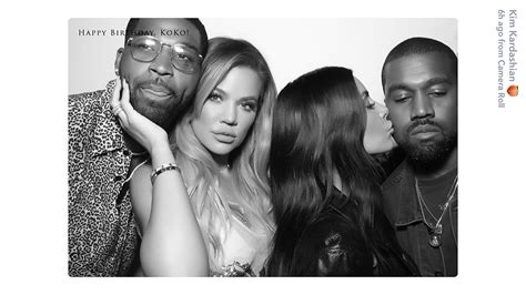 Khloe Kardashian Celebrates Birthday With Family, Tristan