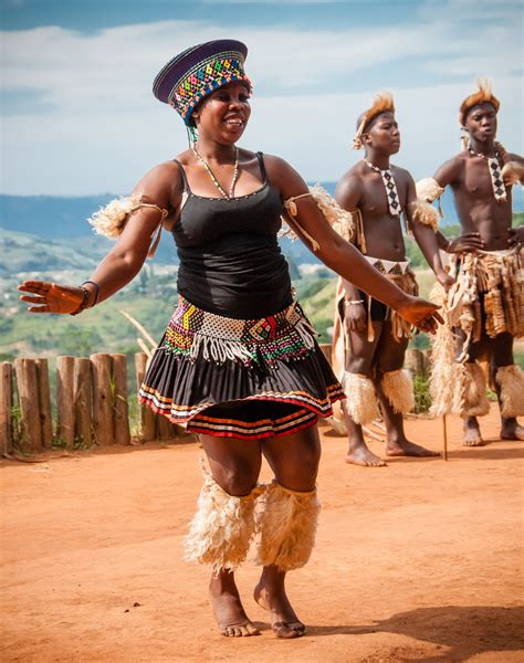 Zulu Traditions Are Alive And Well In Kwazulu Natal
